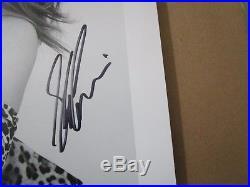 Shania Twain signed NOW vinyl LP album country EXACT PROOF