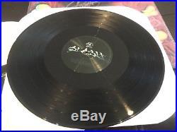 Slash S/T Autographed Signed 2-LP Vinyl Record Album Guns & n Roses Lemmy Ozzy