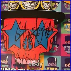 Slash Signed New 2XLP Vinyl Album Living The Dream Myles Kennedy Not Guns N Rose