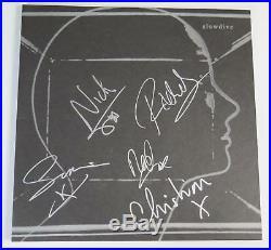 Slow Dive SLOWDIVE Signed Autograph Slowdive S/T Album Vinyl Record LP by 5