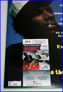 Snoop Dogg Signed Doggystyle Album Lp Vinyl Record Hip Hop Legend Auto +jsa Coa