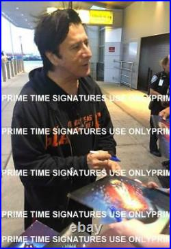 Steve Perry Signed Street Talk Album Vinyl Lp Authentic Autograph Beckett Coa