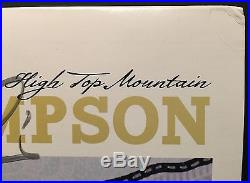 Sturgill Simpson SIGNED High Top Mountain Authentic Country Record Vinyl Album