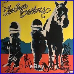 THE AVETT BROTHERS SIGNED True Sadness Vinyl Album Cover Box Set Beckett BAS COA