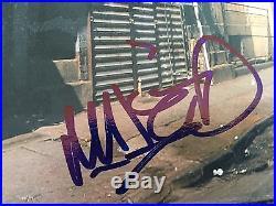 THE BEASTIE BOYS SIGNED PAULS BOUTIQUE LP ALBUM 3 SIGS PSA/DNA Autograph Vinyl