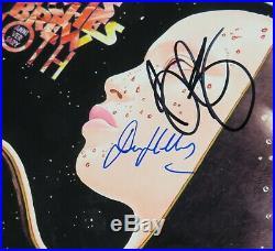THE MILES DAVIS GROUP Signed Autograph Bitches Brew Album Vinyl Box Set