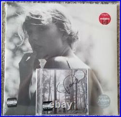 Taylor Swift Folklore LP 9 Album Bundle Complete Limited Vinyl & signed CD