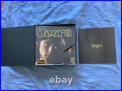 The Doors Infinite 6 Album Box Set #976 SIGNED BY RAY, JOHN, ROBBY
