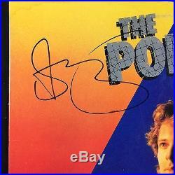 The Police Zenyatta Mondatta Signed Autograph Record Album JSA Vinyl Sting Andy