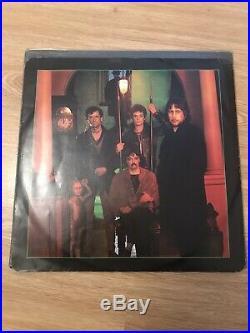 The Stranglers IV Rattus Norvegicus fully signed vinyl album