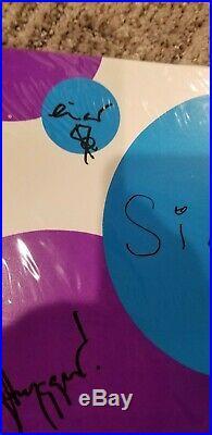 The Sugarcubes Ultra Rare Signed Birthday Vinyl Bjork + Band Mint Album Lp