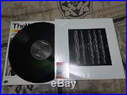 The Weeknd Thursday Autographed Vinyl Record Album with COA