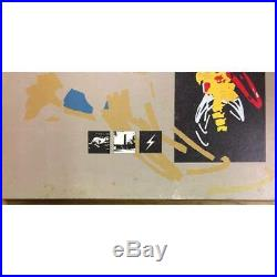 Throbbing Gristle Five Albums1981 Boxed set Vinyl LPs Signed