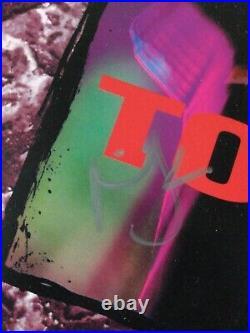 Tool Opiate Autographed Vinyl RARE Maynard James Keenan Danny Carey Signed Album