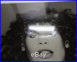 Whitney Houston Signed WHITNEY Vinyl Album Insert PSA/DNA COA